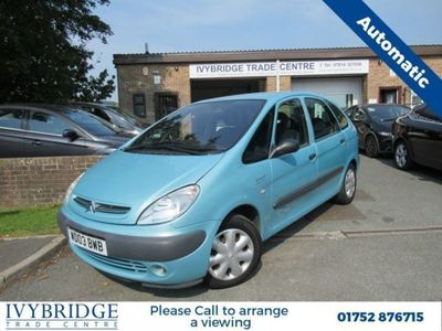 used Citroën Xsara Picasso Picasso 2.0 SX 5d 136 BHP LOVELY EXAMPLE+GREAT HISTORY