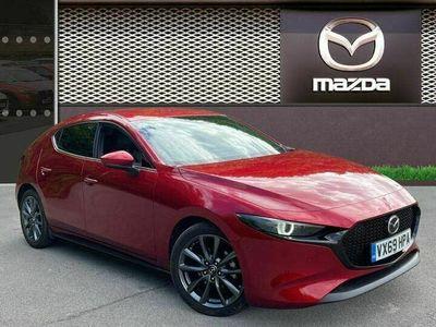 used Mazda 3 2.0 Skyactiv G Mhev GT Sport Tech Hatchback 5dr Petrol Auto (s/s) (122 Ps)