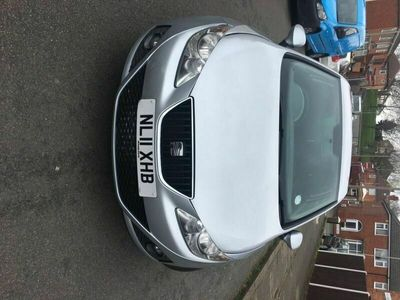 used Seat Ibiza 1.4 16v Sport SportCoupe 3dr