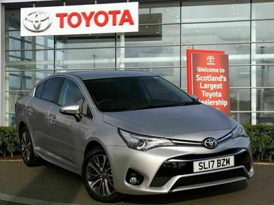 used Toyota Avensis 1.8 V-matic Business Edition Plus 4-Dr