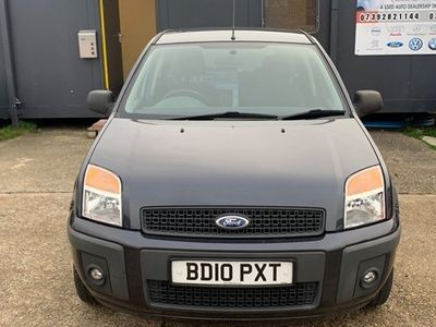 used Ford Fusion Estate 1.4 Style + 5d