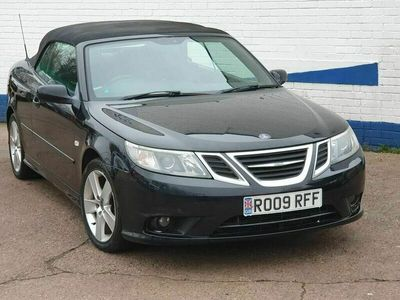 used Saab 9-3 2.0 Vector Sport 1.8t Convertible 2d