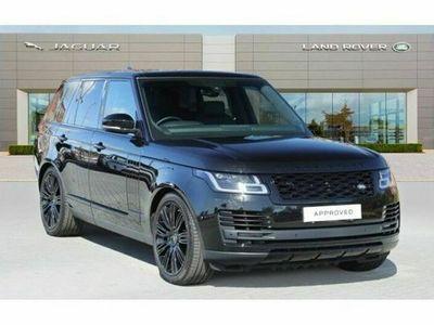 used Land Rover Range Rover 3.0 D300 Westminster Black 4dr Auto Diesel Estate