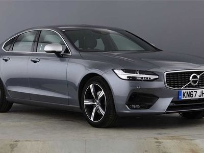 used Volvo S90 D4 R-Design Automatic ( Winter Pack, Navigation, Adaptive Cruise Control )