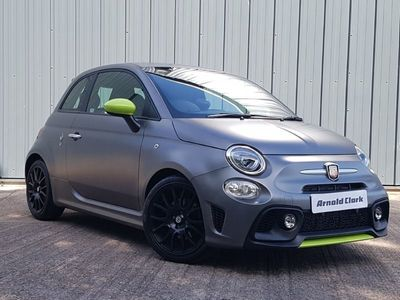 used Abarth 595 1.4 T-Jet 165 Pista 70th Anniversary 3dr