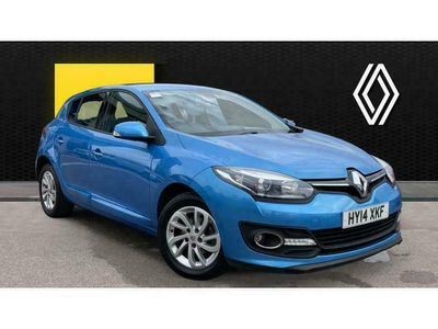 used Renault Mégane 1.5 dCi Dynamique TomTom Energy 5dr