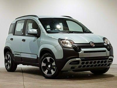used Fiat Panda Cross Hatchback 1.0 Mild Hybrid City 5dr