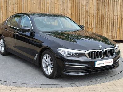 used BMW 520 5 Series 2.0 d SE Auto (s/s) 4dr