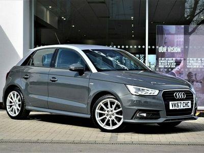 used Audi A1 1.4 TFSI S Line 5dr Hatchback 2017