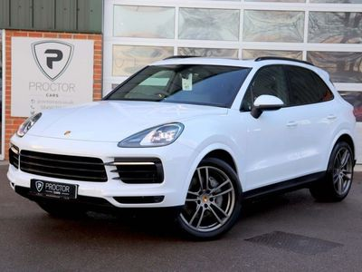 used Porsche Cayenne 2.9T V6 S Tiptronic 4WD (s/s) 5dr
