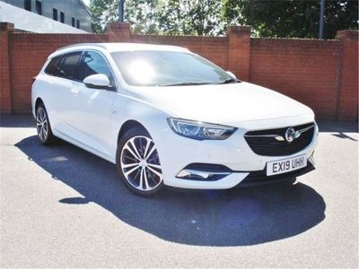 used Vauxhall Insignia 2.0 Turbo D Tech Line Nav 5Dr