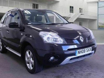 used Renault Koleos 2.0 dCi Privilege 4WD 5dr