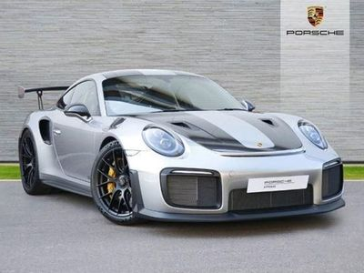 used Porsche 911 GT2 RS 2dr PDK