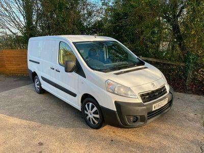 used Peugeot Expert 1200 2.0 HDi 130 H1 Van, 2013 (63)