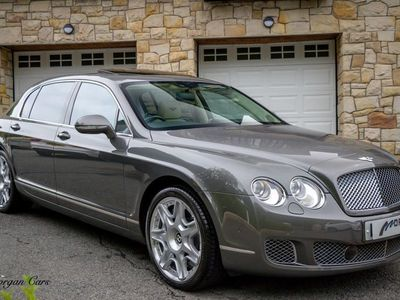 used Bentley Flying Spur 6.0 W12 552HP 4dr