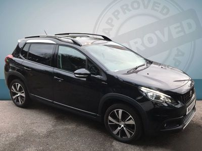 used Peugeot 2008 2018 Wooburn Green 1.2 Gt Line S/s 5dr