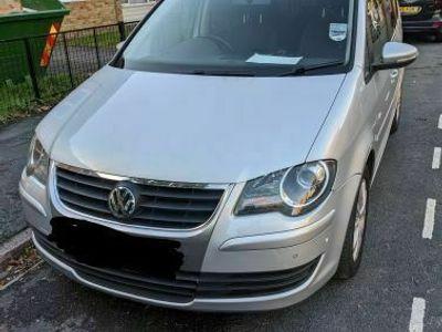 used VW Touran 1.9 TDI BlueMotion Tech Match 5dr (7 Seats)