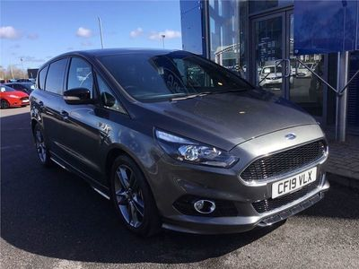 used Ford S-MAX 2.0 Ecoblue 190 St-Line 5Dr