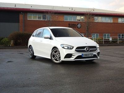used Mercedes B220 B Class4MATIC AMG Line Executive 5dr Auto