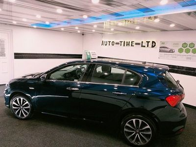 used Fiat Tipo 1.3 MultiJetII Lounge (s/s) 5dr