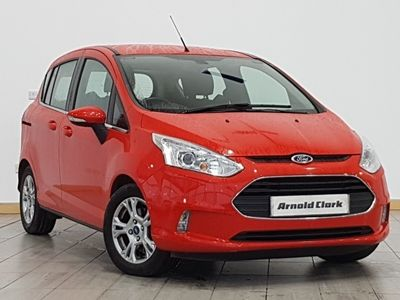 used Ford B-MAX 1.5 TDCi 95 Zetec 5dr