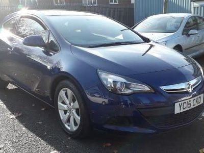 used Vauxhall Astra GTC ASTRA 1.4SPORT S/S 3DR