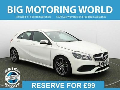 used Mercedes A160 A ClassAMG LINE for sale | Big Motoring World