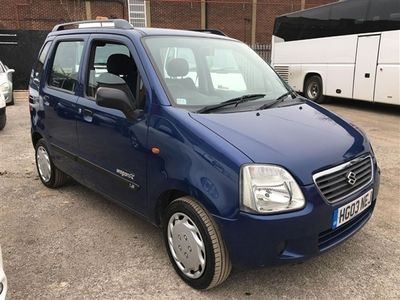 used Suzuki Wagon R GL 5-Door