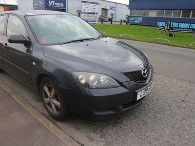 used Mazda 3 1.6 TS 5d 105 BHP MORE CLEARANCE STOCK ON OUR WEBSITE