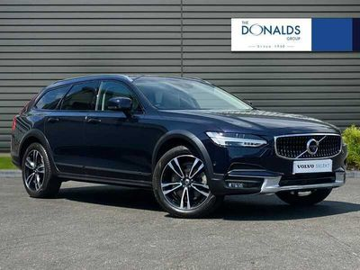 used Volvo V90 CC T5 AWD Cross Country Pro Automatic