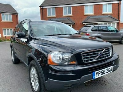 used Volvo XC90 2.4 D5 S 5dr Geartronic