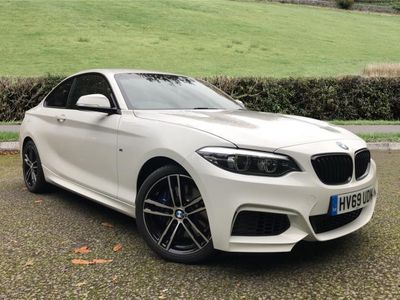 used BMW 218 2 Series i M Sport Coupe 1.5 2dr