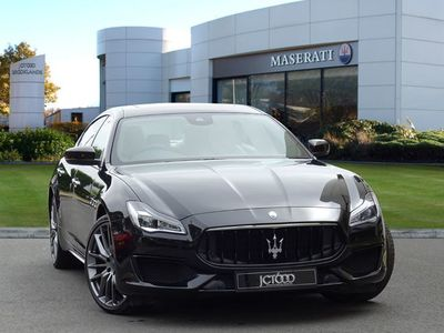 used Maserati GranSport QuattroporteTDS 4dr
