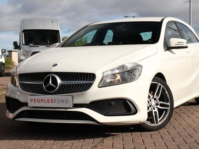 used Mercedes A180 A-ClassAMG Line 5dr