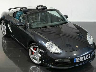 used Porsche Boxster 3.4 987 S Sport Edition Convertible 2dr Petrol Manual (254 g/km, 295 bhp)
