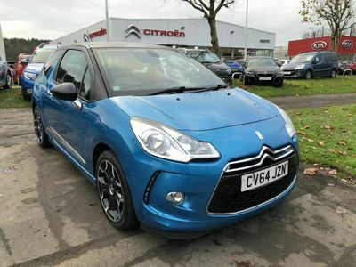 used Citroën DS3 E-HDI DSTYLE PLUS 3-Door