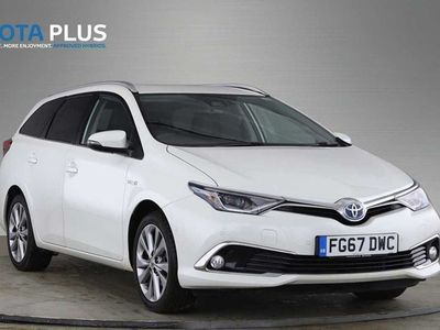 used Toyota Auris Touring Sport 1.8 Hybrid Excel TSS 5dr CVT
