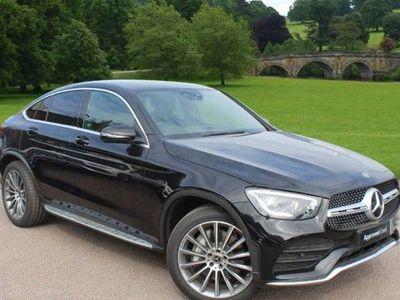 used Mercedes E300 GLC Coupe GLC d 4Matic AMG Line Premium 5dr 9G-Tronic