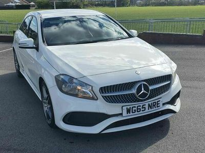used Mercedes A180 A Class 1.6AMG Line (s/s) 5dr