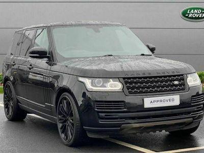 used Land Rover Range Rover DIESEL ESTATE