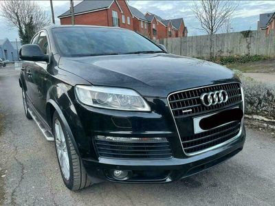 used Audi Q7 PART EXCHANGE WELCOME AT TRADE VALUE DELIVERY AVAILABLE