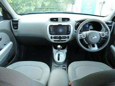 used Kia Soul EV SUV EV 5d Auto