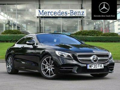 used Mercedes S560 AMG LINE PREMIUM