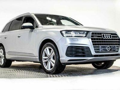 used Audi Q7 3.0 TDI V6 S line Tiptronic quattro (s/s) 5dr