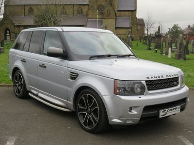 used Land Rover Range Rover Sport 3.0 TDV6 HSE 5DR AUTOMATIC