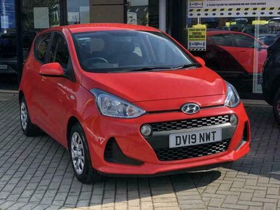used Hyundai i10 Se Auto 1.3 5dr