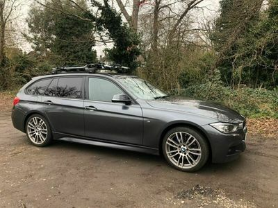 used BMW 320 3 Series 2.0 d M Sport Touring xDrive (s/s) 5dr