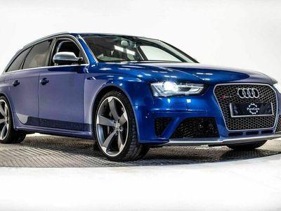 used Audi RS4 Avant 4.2 TFSI Avant S Tronic quattro 5dr
