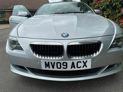 used BMW 635 Cabriolet