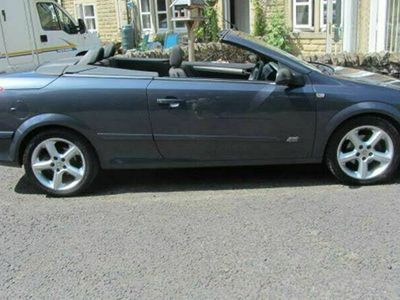 used Vauxhall Astra Cabriolet 1.6 Twin Top Sport 16v (115ps) Coupe